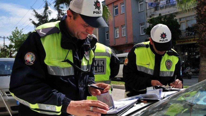 Şirket araçlarının plakasına yazılan ceza bilgileri e-Devlet'te görülecek