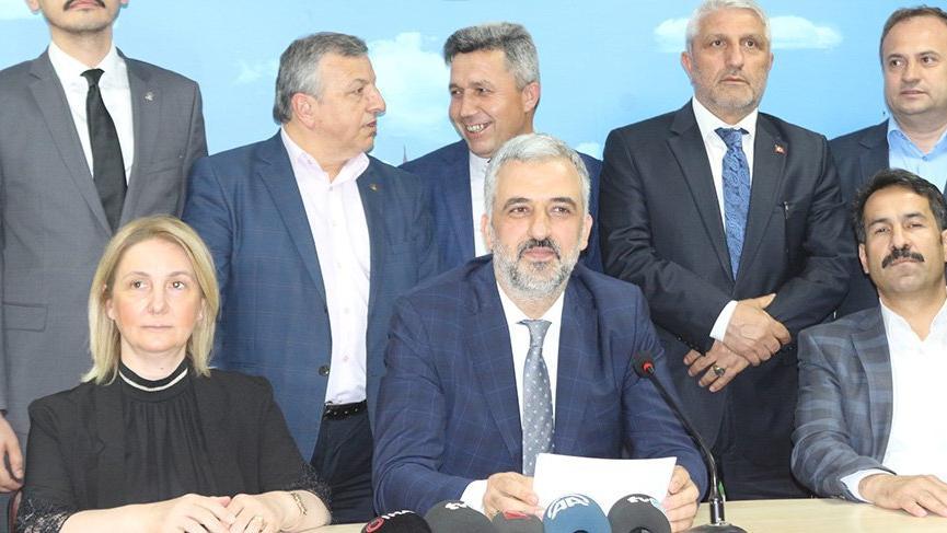 AKP Kocaeli İl Başkanı istifa etti!