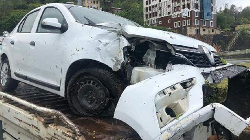 MHP'lileri üzen haber! MYK üyeleri kaza yaptı