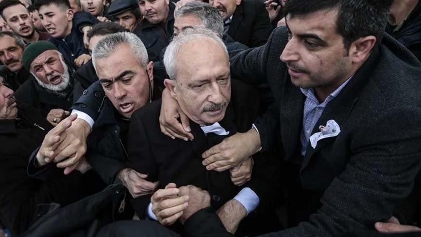 CHP'den il jandarma komutanına suç duyurusu