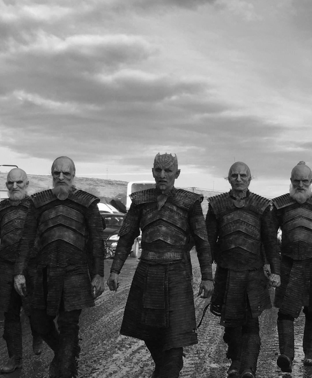 Game Of Thrones Vladimír Furdík On Playing The Night King: Game Of Thrones'ta Night King'i Canlandıran Vladimir