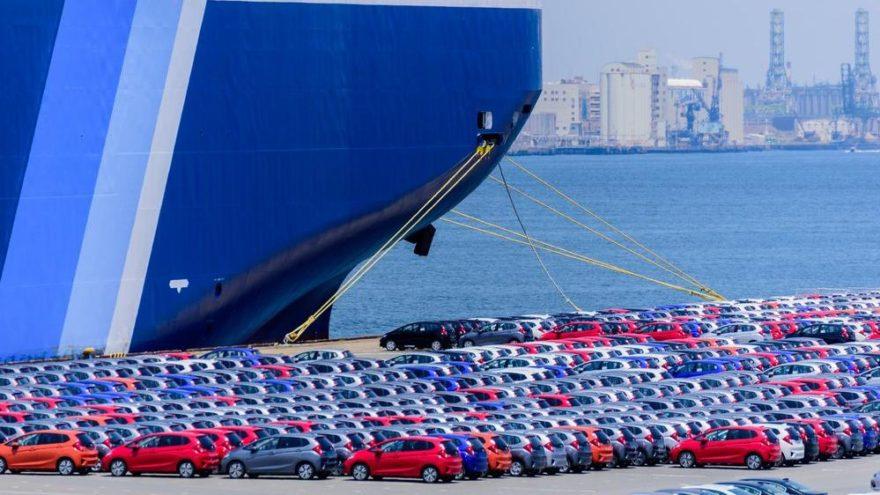 Otomotiv endüstrisi en fazla ihracat gerçekleştirilen sektör oldu