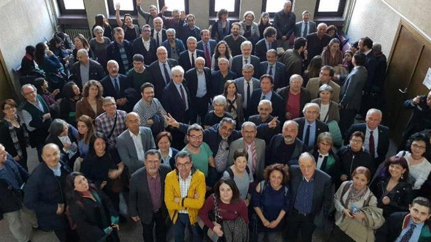 TTB Merkez Konseyi üyelerine hapis cezası