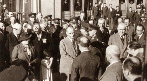 Ulu Önder Atatürk'ün Adana'daki yedi günü