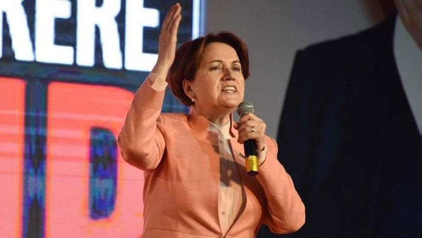 YSK'nın İstanbul seçiminin iptali kararı sonrası İYİ Parti toplandı