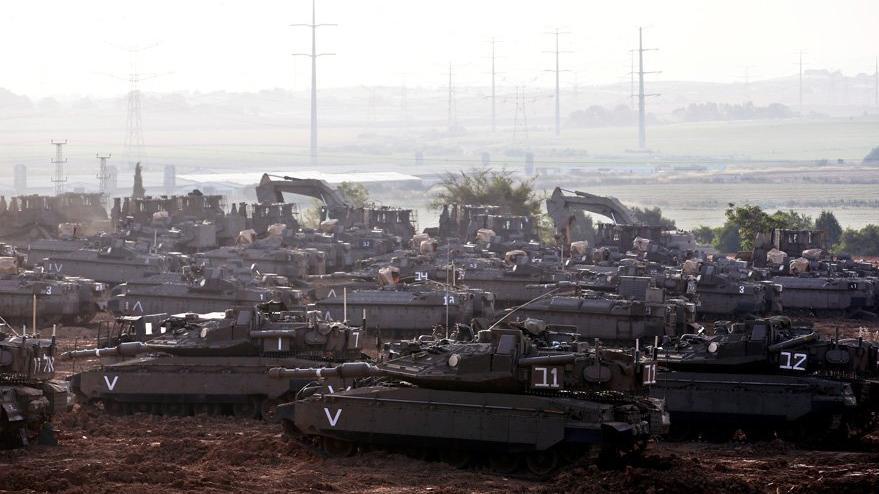 İsrail bu sabah tankları sınıra sevk etti, İsrailli bakandan skandal açıklama