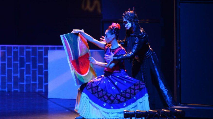 'Frida' balesi, son kez sahnelendi