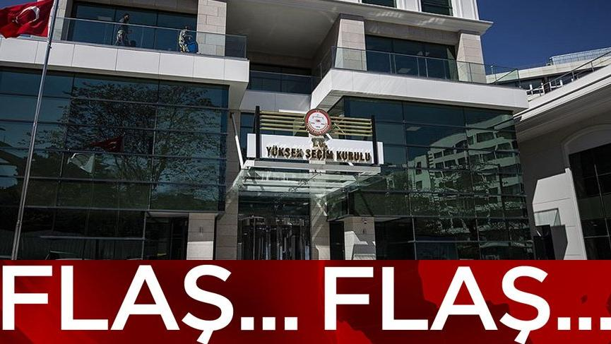 Son dakika... YSK'daki İstanbul toplantısı başladı