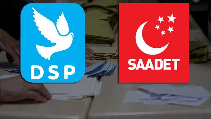 Haziran'da yapılacak İstanbul seçimi için gözler SP ve DSP'de
