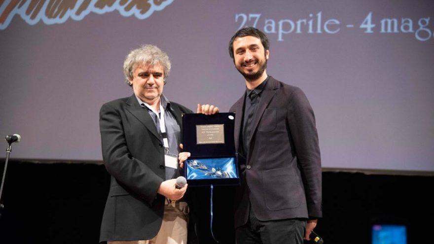 Saf'a İtalya'dan ödül