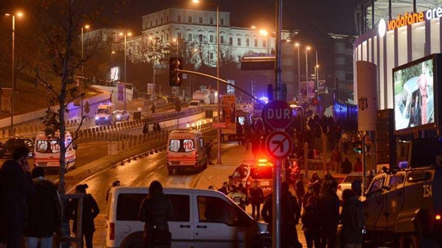 Beşiktaş'taki terör saldırısında ağır yaralanan polis 2.5 yıl sonra şehit oldu