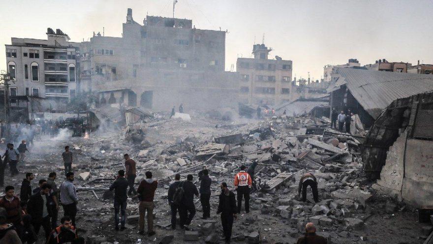 Katar'dan Filistin'e 480 milyon dolar yardım