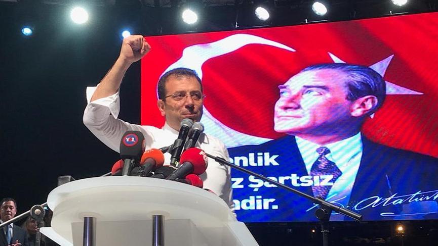 Ekrem İmamoğlu'ndan Erdoğan'a TÜSİAD yanıtı