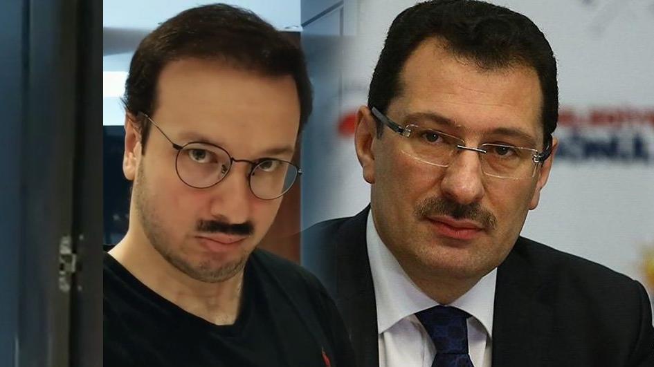 Şahan Gökbakar'dan Ali İhsan Yavuz taklidi