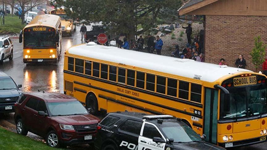 ABD'de okula silahlı saldırı: 1 ölü