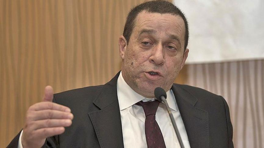 Son dakika: KKTC Maliye Bakanı Serdar Denktaş istifa etti