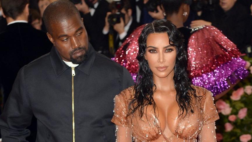 Kanye West MET Gala'ya 43 dolarlık ceketle katıldı