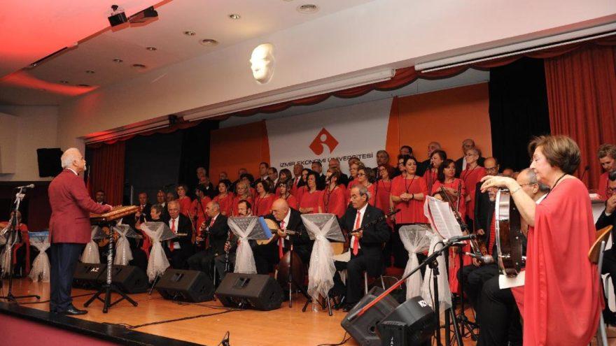 Balçova'da Türk sanat müziği gecesi