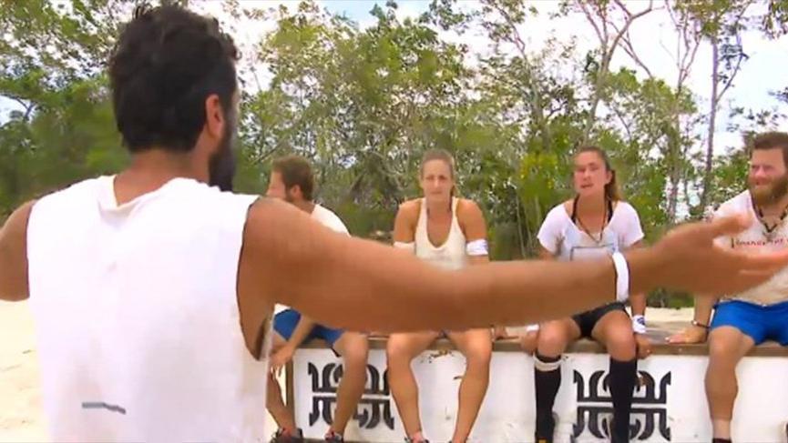 Survivor'da Hikmet ile Seda birbirine girdi! Survivor ödül oyununu kim kazandı?
