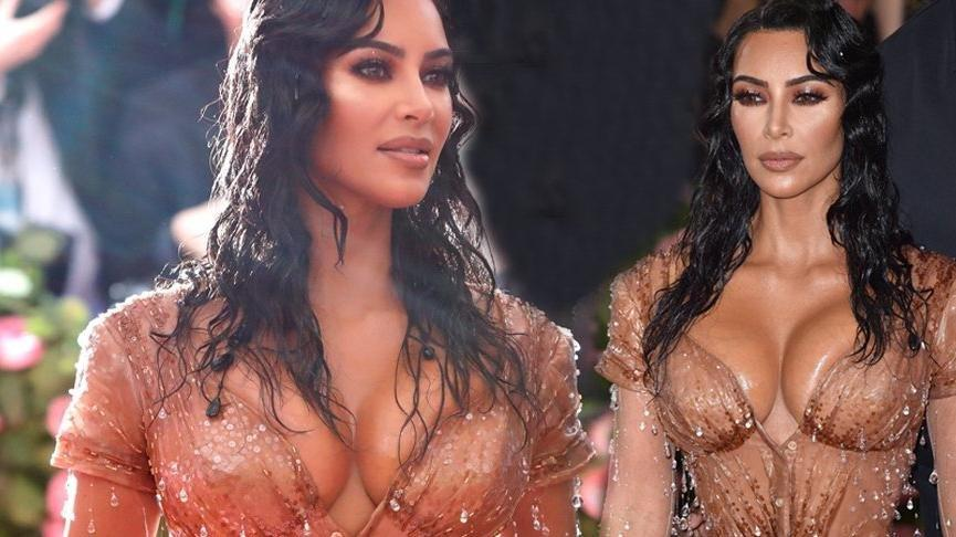 Kim Kardashian hapisten kurtardığı genci evinde ziyaret etti