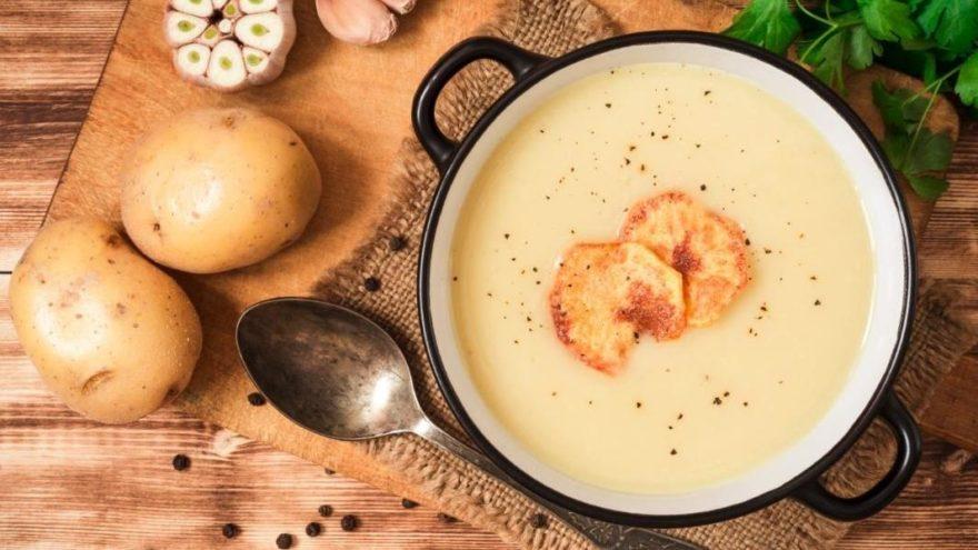 Kremalı patates çorbası tarifi: Kremalı patates çorbası nasıl yapılır?