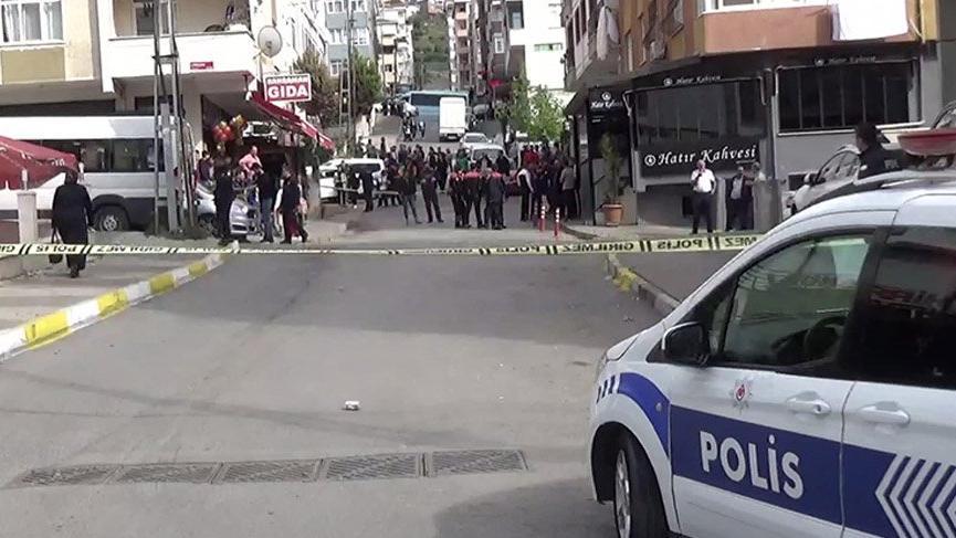 Maltepe'de iki grup arasında silahlı kavga; yoldan geçen kadın yaralandı