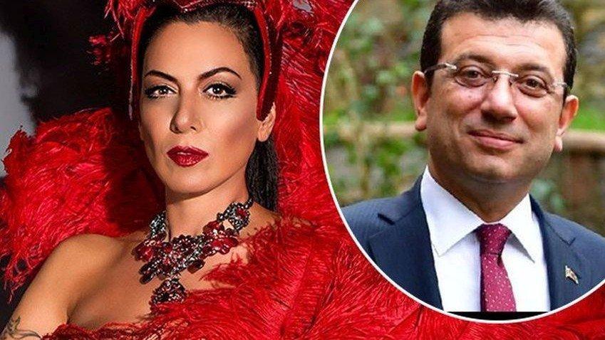 TRT'den Sibel Tüzün'e 'Ekrem İmamoğlu' iptali