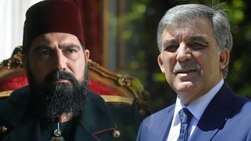 2. Abdülhamit, Abdullah Gül'ü tehdit etti: Su verdiğimiz gül, diken olursa budarız