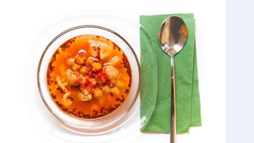 Yüksük çorbası tarifi: Yüksük çorbası nasıl yapılır?