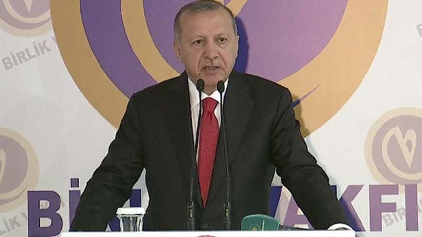 Cumhurbaşkanı Erdoğan: Bizim de hatamız olmuştur, olacaktır