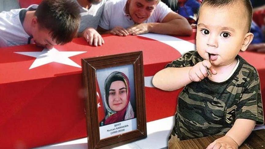 Bedirhan bebek ve annesinin katili terörist yakalandı