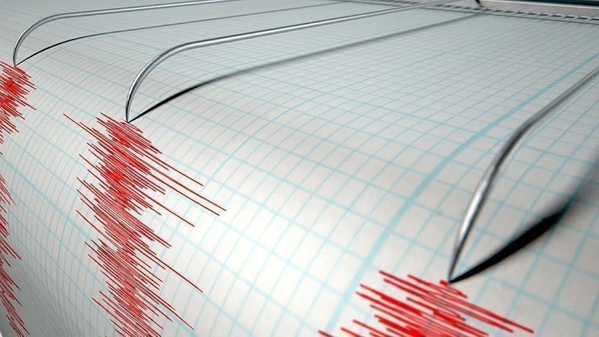 Son depremler! Akdeniz'de 3.1 büyüklüğünde deprem!