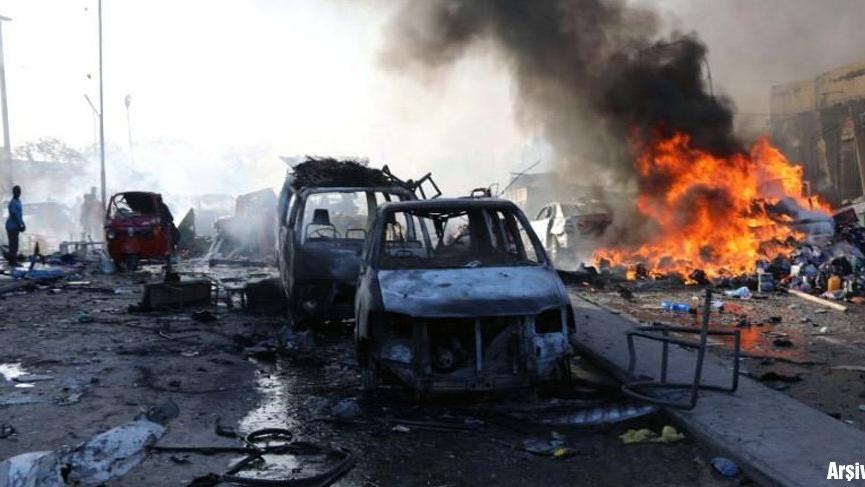 Somali'den acı haber! Patlamada bir Türk öldü