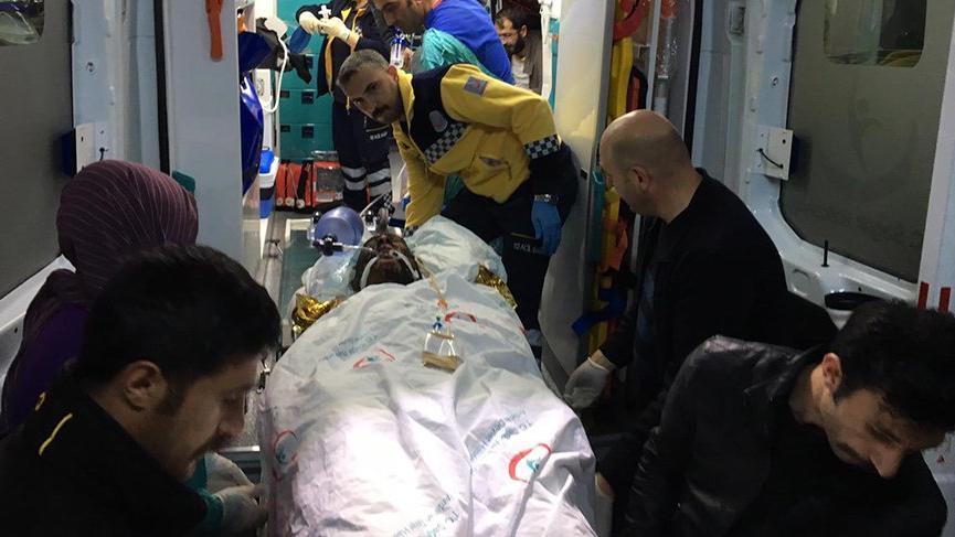 Son dakika… Taş ocağında patlama: 4 işçi ağır yaralandı