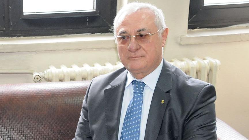 Son dakika: DSP'nin İstanbul adayı Muammer Aydın adaylıktan çekildi