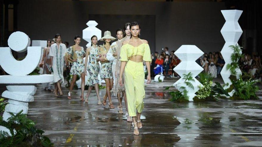 Avustralya moda haftası başladı