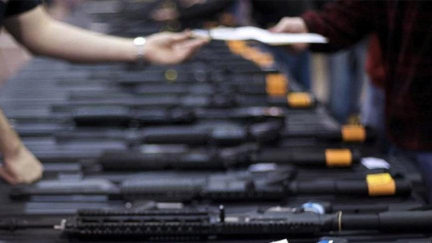 İçişleri Bakanlığı: 2018 Kasım itibarıyla 273 bin 447 silah ruhsatı düzenlenmiştir