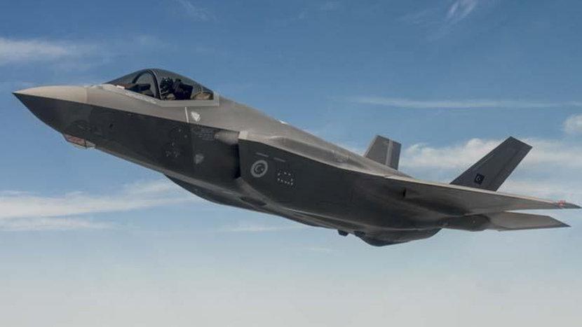 ABD, İran sınırında F-35'lerle devriyeye çıktı!