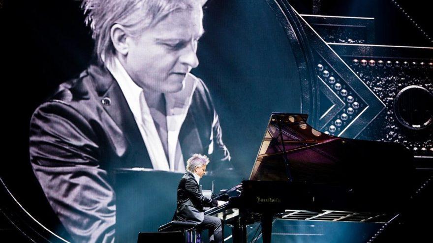 Ünlü piyanist Havasi, Zorlu PSM'de sahne alacak
