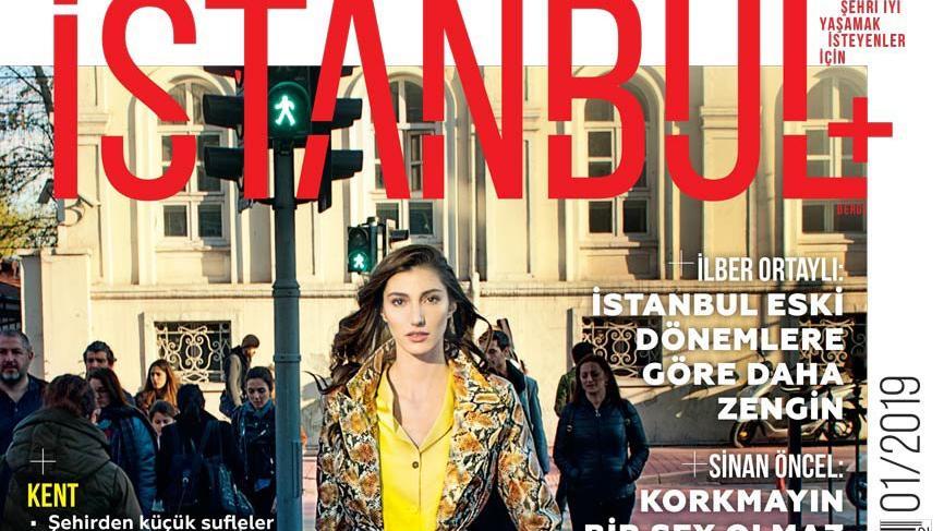 Şehrin nabzı İstanbul+'da