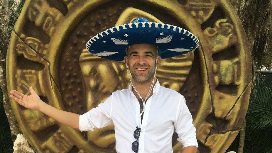Murat Evgin klip için Meksika'ya uçtu
