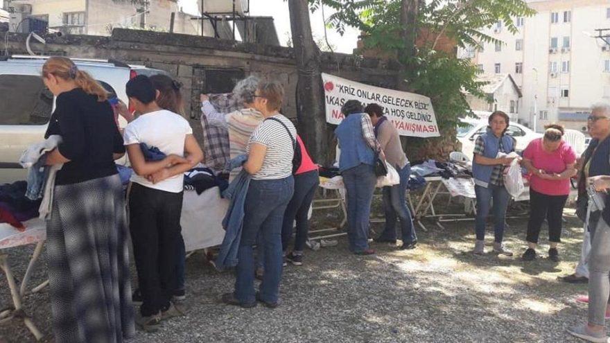 Ekonomik krize karşı 'Takas Pazarı'