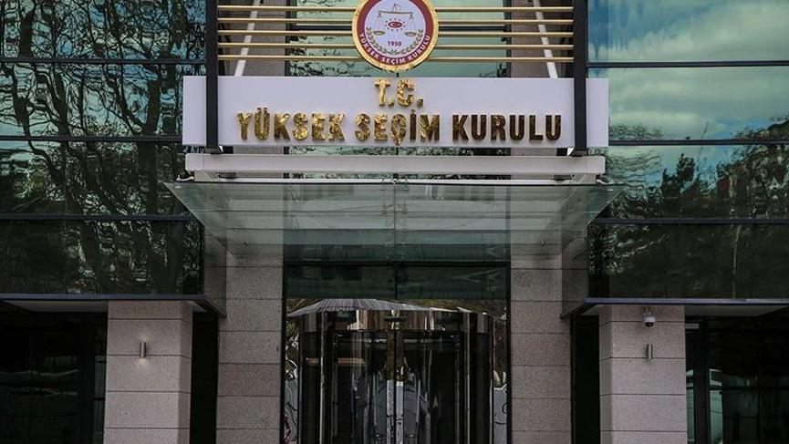 Son dakika... YSK'dan CHP ve İYİ Parti'ye ret