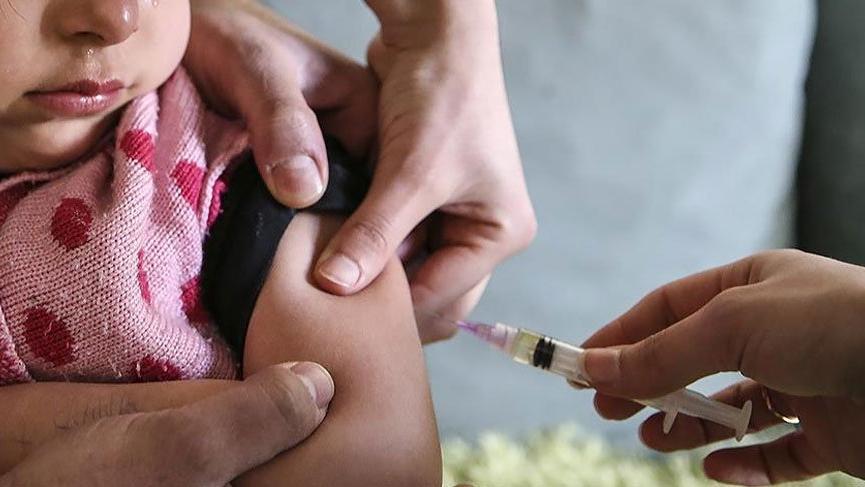 Türkiye'de aşı karşıtlarının sayısı 40 bini buldu