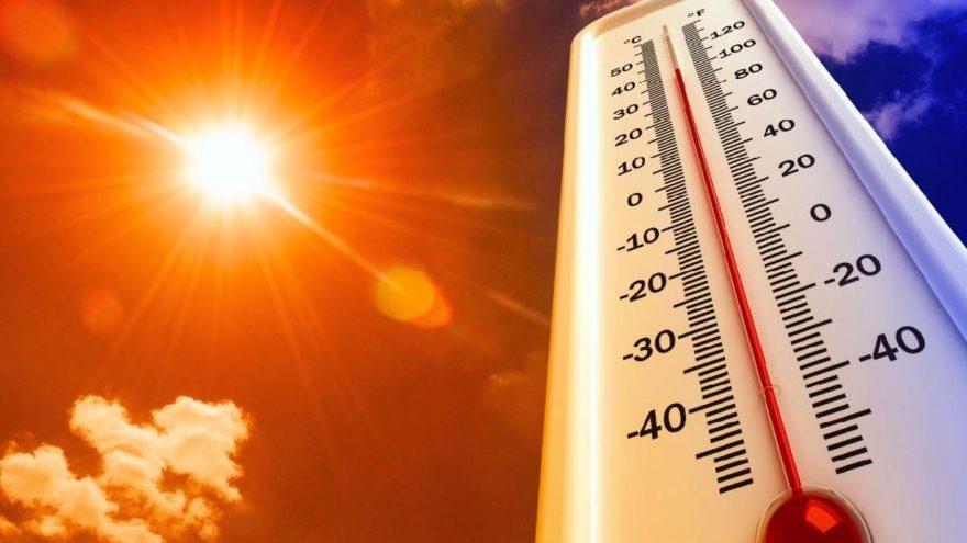 Meteoroloji'den hava durumu açıklaması: Hava sıcaklığına dikkat!