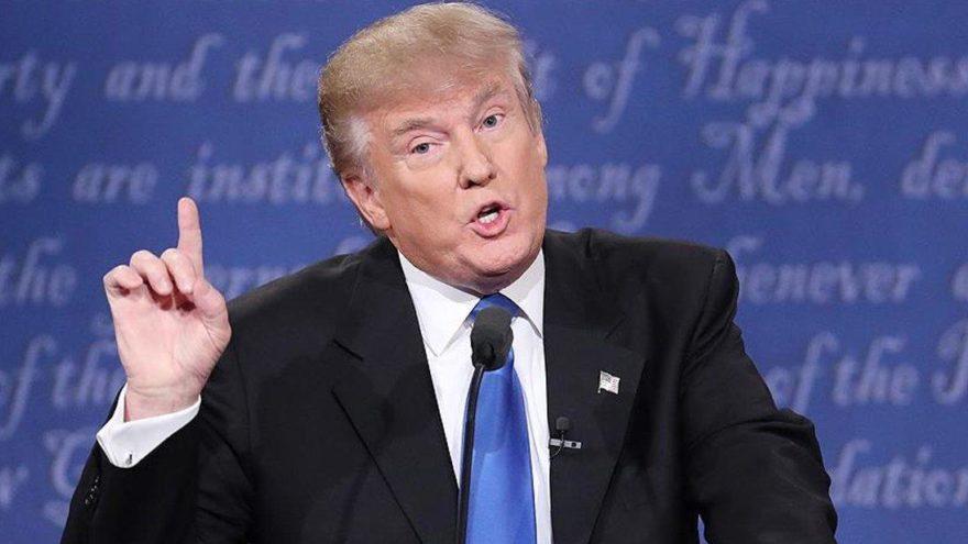 Trump'tan 120 bin asker açıklaması