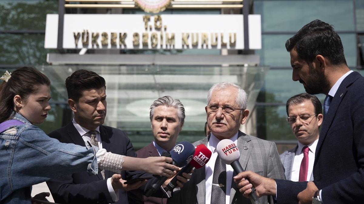 Son dakika! YSK Başkanı'ndan tartışmalar üzerine açıklama: Öğleden sonra...