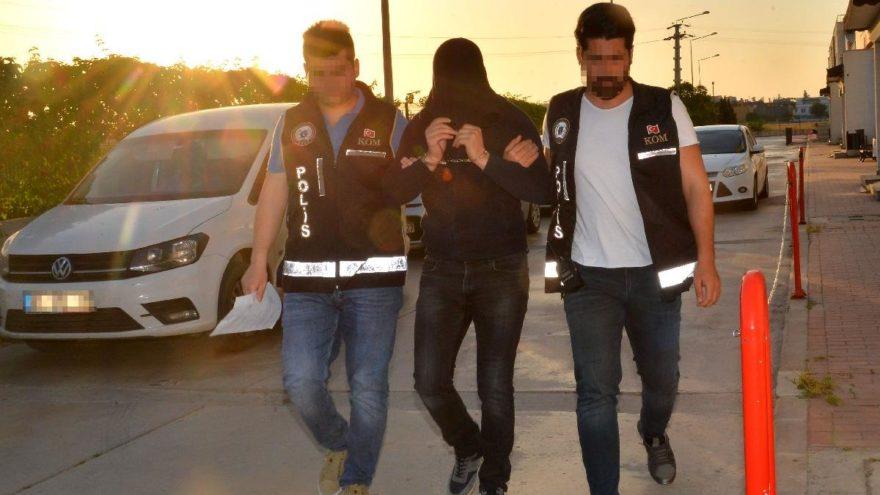 Adana merkezli 6 ilde operasyon düzenlendi ile ilgili görsel sonucu