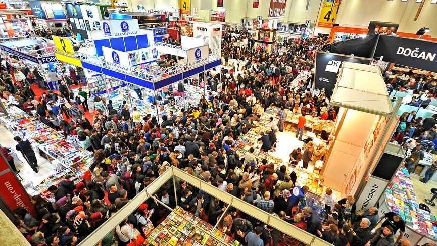 38. Uluslararası İstanbul Kitap Fuarı'nın Onur Yazarı ve teması belli