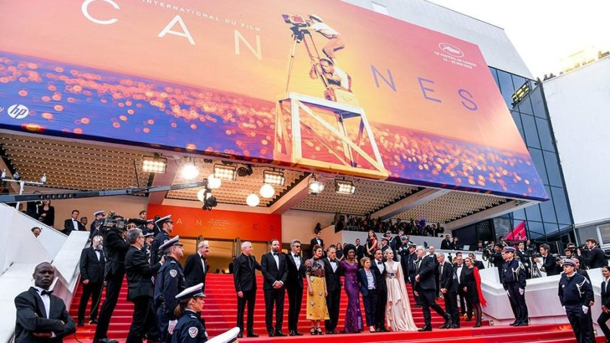 72. Cannes Film Festivali başladı… 21 film Altın Palmiye için yarışıyor…
